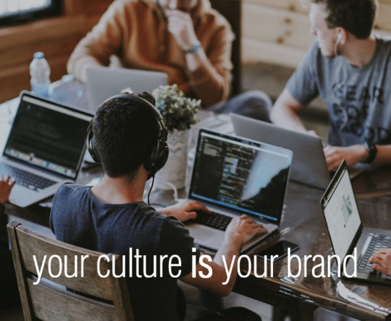 Your culture is your brand