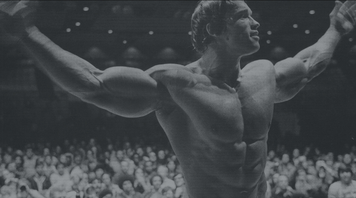 The Arnold Factor, Relentless Determination