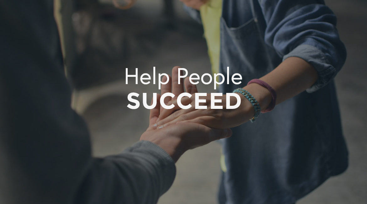 Strong Relationships Are Built by Helping Others Succeed