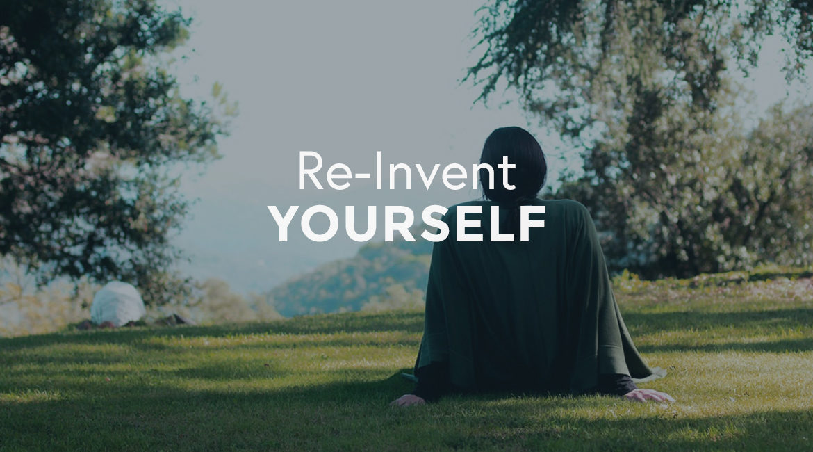 How to Reinvent Yourself (5 Steps)