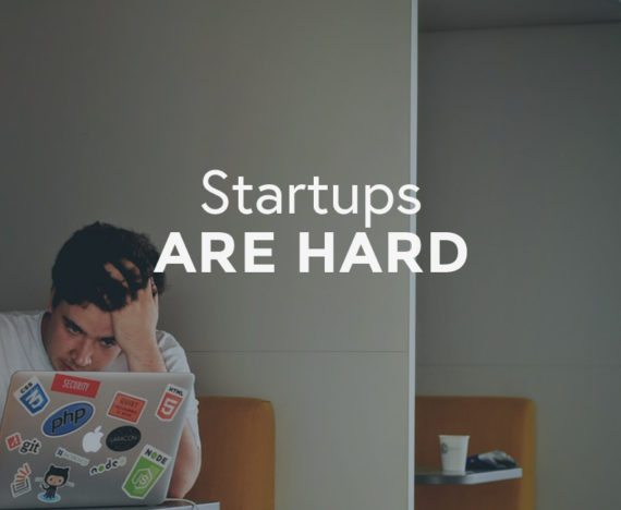Startups are hard