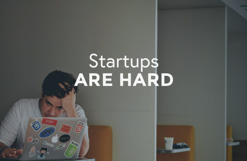 Startups are hard